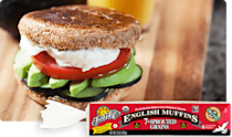 "<p><strong>food for life</strong></p><p>foodforlife.com</p><p><strong>$68.81</strong></p><p><a href=""https://www.foodforlife.com/product/english-muffins/7-sprouted-grains-english-muffins"" rel=""nofollow noopener"" target=""_blank"" data-ylk=""slk:Shop Now"" class=""link rapid-noclick-resp"">Shop Now</a></p><p>Burgers on English muffins are a thing! And these are made with organic sprouted whole grains and have just 12g net carbs.</p>"