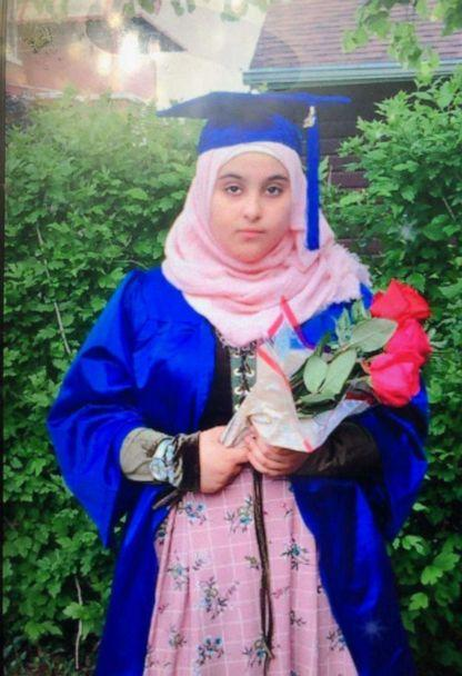 PHOTO: Reem Alsaidi, of Dearborn, Michigan, is seen in this undated handout photo released by the Dearborn Police Department. (Dearborn Police Department)