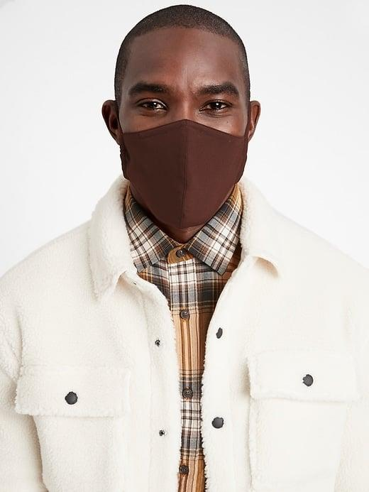 <p>I chose this <span>Banana Republic True Hues Mask in Star Anise Brown</span> ($9) for myself. I gaged it based on the skin tones of the two models Banana Republic showed in the product pictures and immediately liked how the chocolate brown hue was styled. </p>