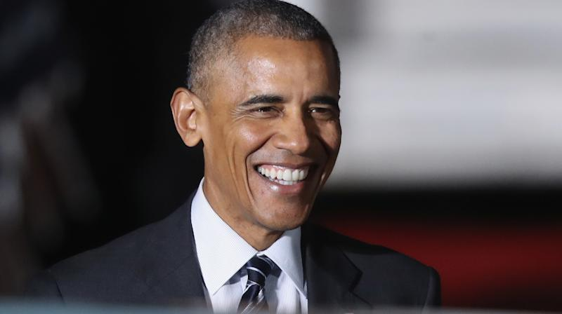 Barack Obama Finally Gets To Celebrate His Birthday Like A Normal Person