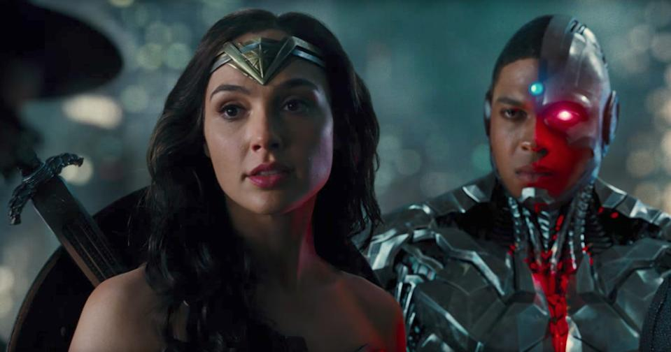 """Would you watch a three-and-a-half hour """"Justice League"""" movie in one sitting?"""