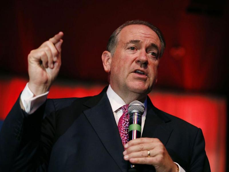 Mike Huckabee is bucking fellow conservatives to defend the National Endowment of the Arts
