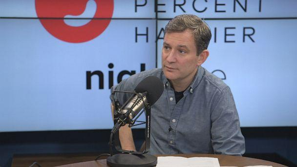 PHOTO: Dan Harris appears in ABC's 'Nightline,' March 12, 2020. (ABC News)
