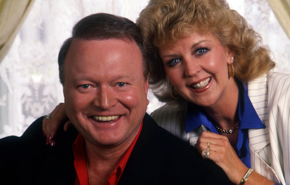 Bert Newton and Patti Newton have not had an easy road since their marriage in 1974. Photo: Getty Images
