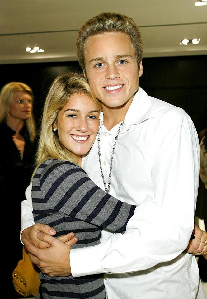 "Engaged ""The Hills"" stars Heidi Montag and Spencer Pratt. Why Heidi, why? Donato Sardella/<a href=""http://www.wireimage.com"" target=""new"">WireImage.com</a> - November 9, 2006"