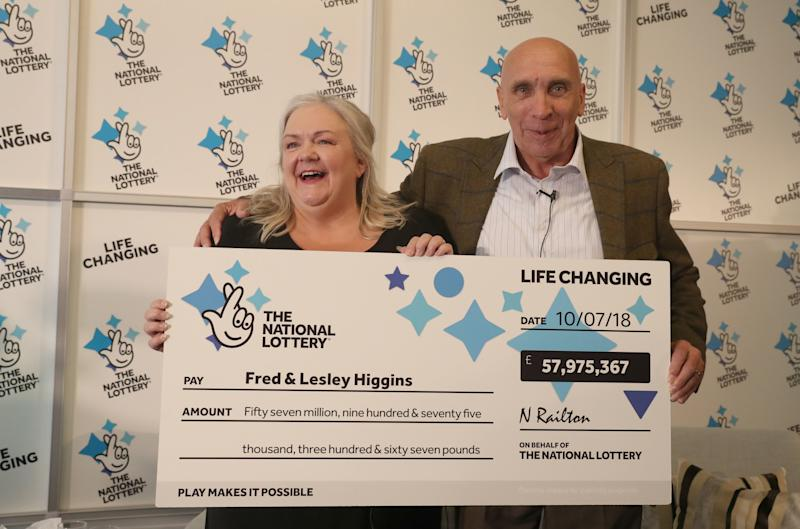 This Couple Just Won R905 Million