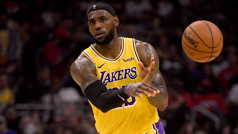 LeBron James sends message to doubters after triple-double display