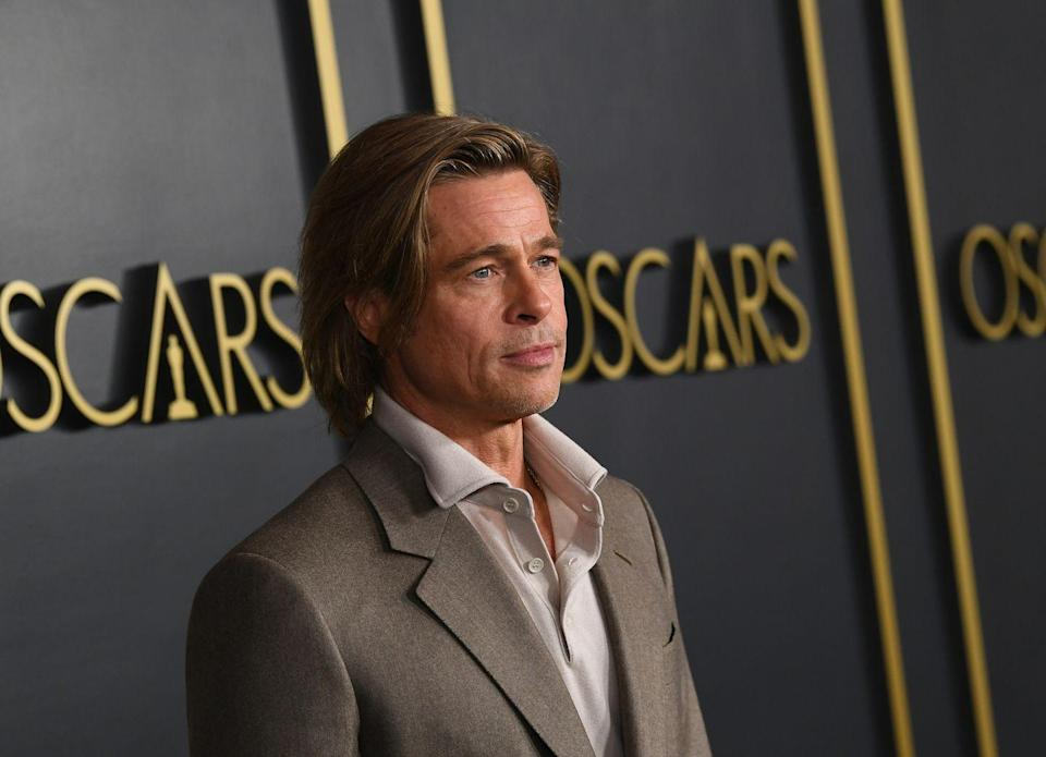 """<p>Is this a Christmas miracle? <a href=""""https://www.usmagazine.com/celebrity-news/news/exes-jennifer-aniston-and-brad-pitt-are-flirtatious-at-times/"""" rel=""""nofollow noopener"""" target=""""_blank"""" data-ylk=""""slk:A source tells"""" class=""""link rapid-noclick-resp"""">A source tells </a><em><a href=""""https://www.usmagazine.com/celebrity-news/news/exes-jennifer-aniston-and-brad-pitt-are-flirtatious-at-times/"""" rel=""""nofollow noopener"""" target=""""_blank"""" data-ylk=""""slk:Us Weekly"""" class=""""link rapid-noclick-resp"""">Us Weekly</a></em> that Pitt and Aniston """"have a wonderful connection that might seem flirtatious at times."""" Um, what! The source went on to say, """"They dig each other's sense of humor and have an infectious energy when they're together, but they insist things are purely platonic and nothing more than that.""""</p>"""