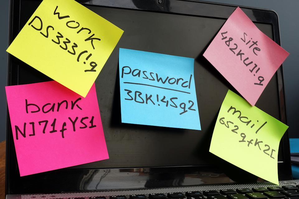 You shouldn't reuse the same passwords