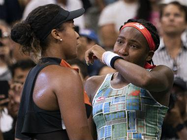 US Open 2019: Graceful Naomi Osaka's class, compassion stand out in straight sets win over Coco Gauff