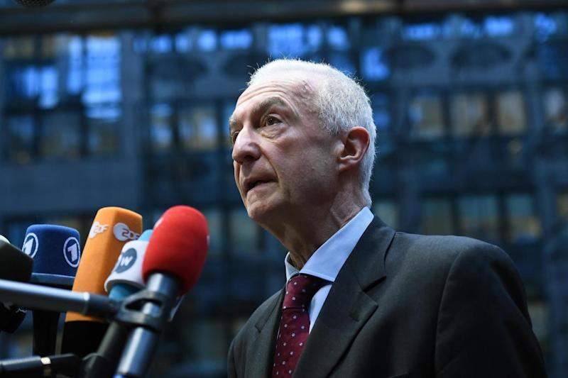 EU counterterrorism chief Gilles de Kerchove issued the warning (AFP/Getty Images)