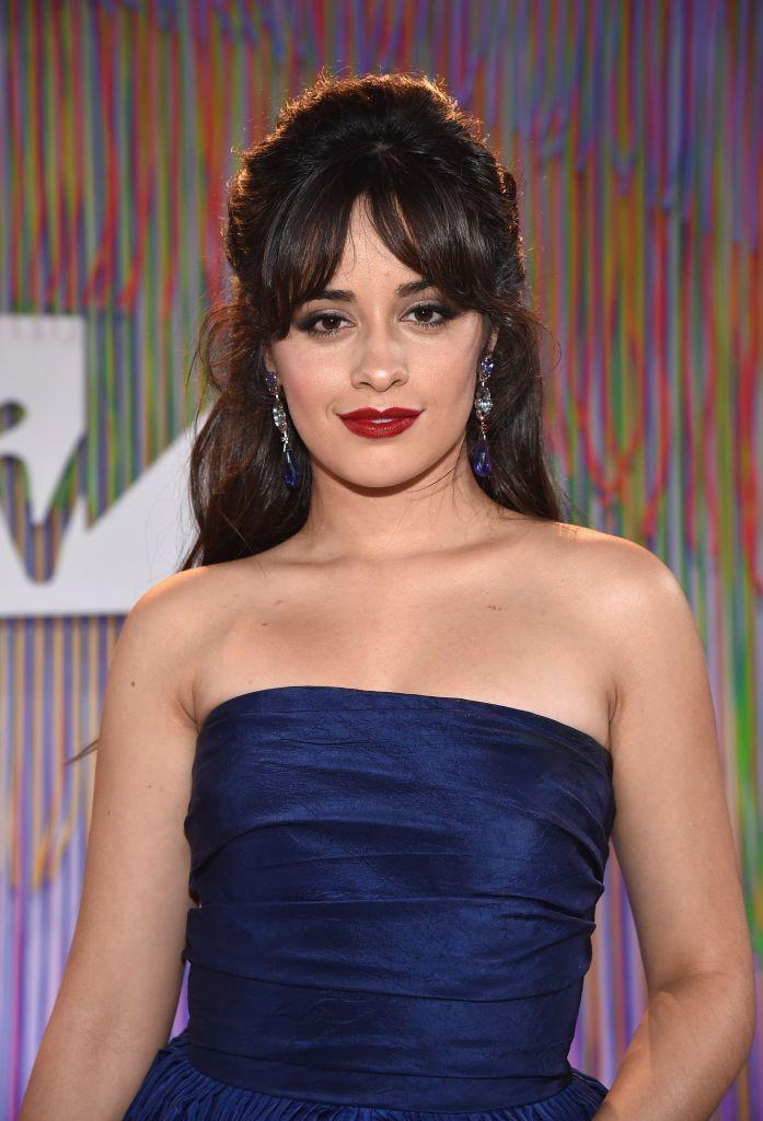 """<p><strong>Real name:</strong> Karla Camila Cabello Estrabao</p><p>It wasn't until Camila auditioned for The X Factor, at 15, that she chose to change her name. """"They asked if I wanted a stage name, and I said Camila because I hated my name,"""" she told <a href=""""https://www.theguardian.com/music/2018/oct/12/camila-cabello-i-got-to-create-myself-again-i-didnt-have-to-be-this-shy-girl"""" rel=""""nofollow noopener"""" target=""""_blank"""" data-ylk=""""slk:The Guardian"""" class=""""link rapid-noclick-resp"""">The Guardian</a>. """"I hated Karla. It was like this rebirth. I got to create myself again. I was Camila, and then suddenly I didn't have to be this shy girl in the classroom.""""</p>"""