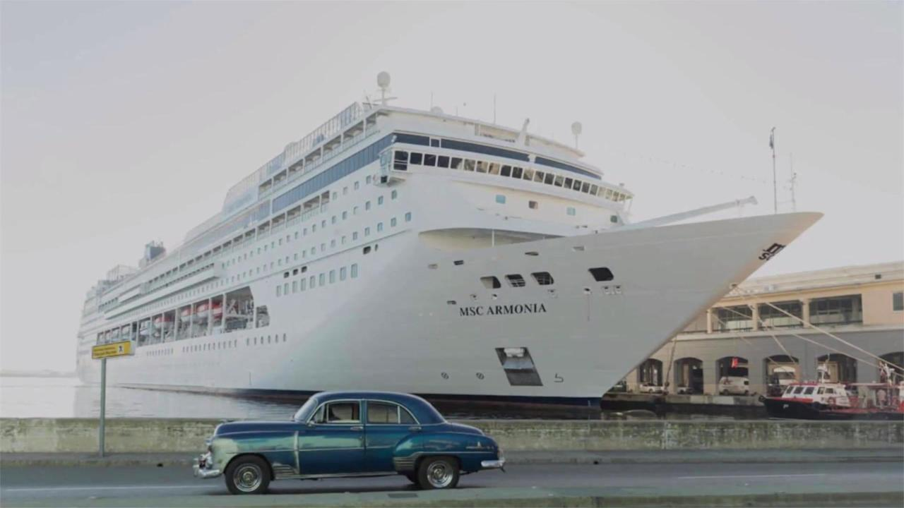 The U.S. Just Banned Cruise Ships to Cuba