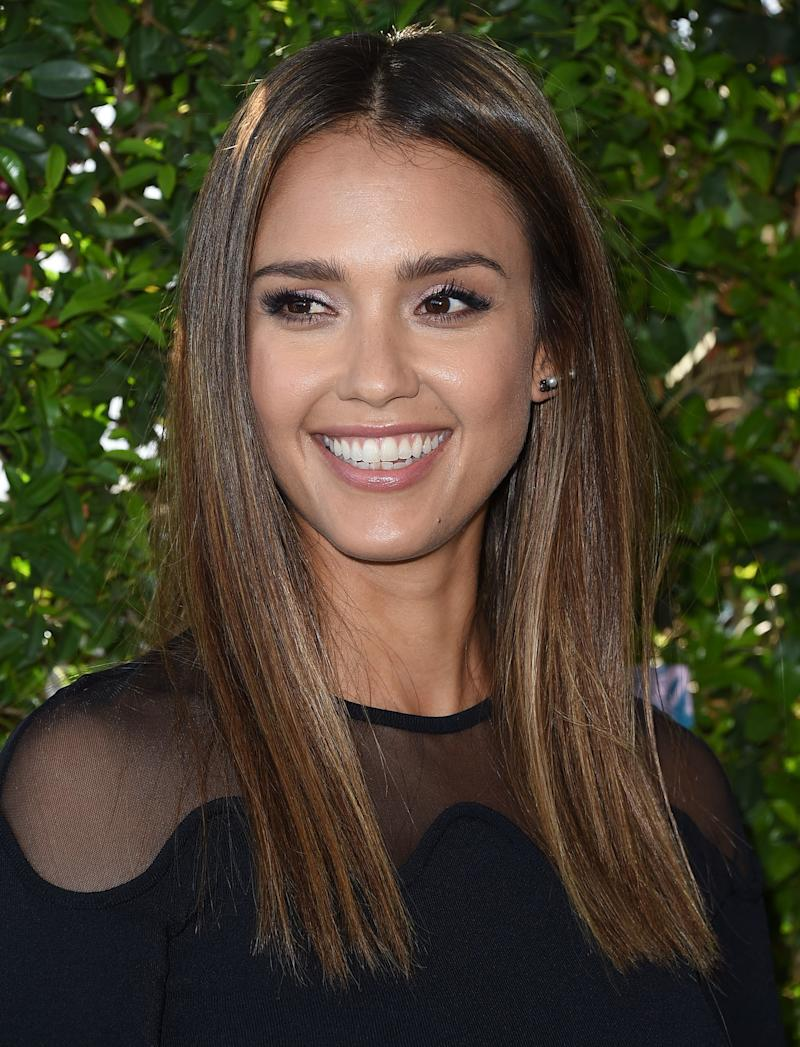 Jessica Alba Shares Her Daily Beauty Routine And Explains Why She's Scared To Get a Pixie Cut