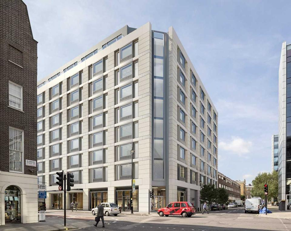 <p>Derwent London has committed to a major development in Baker Street</p>Derwent London