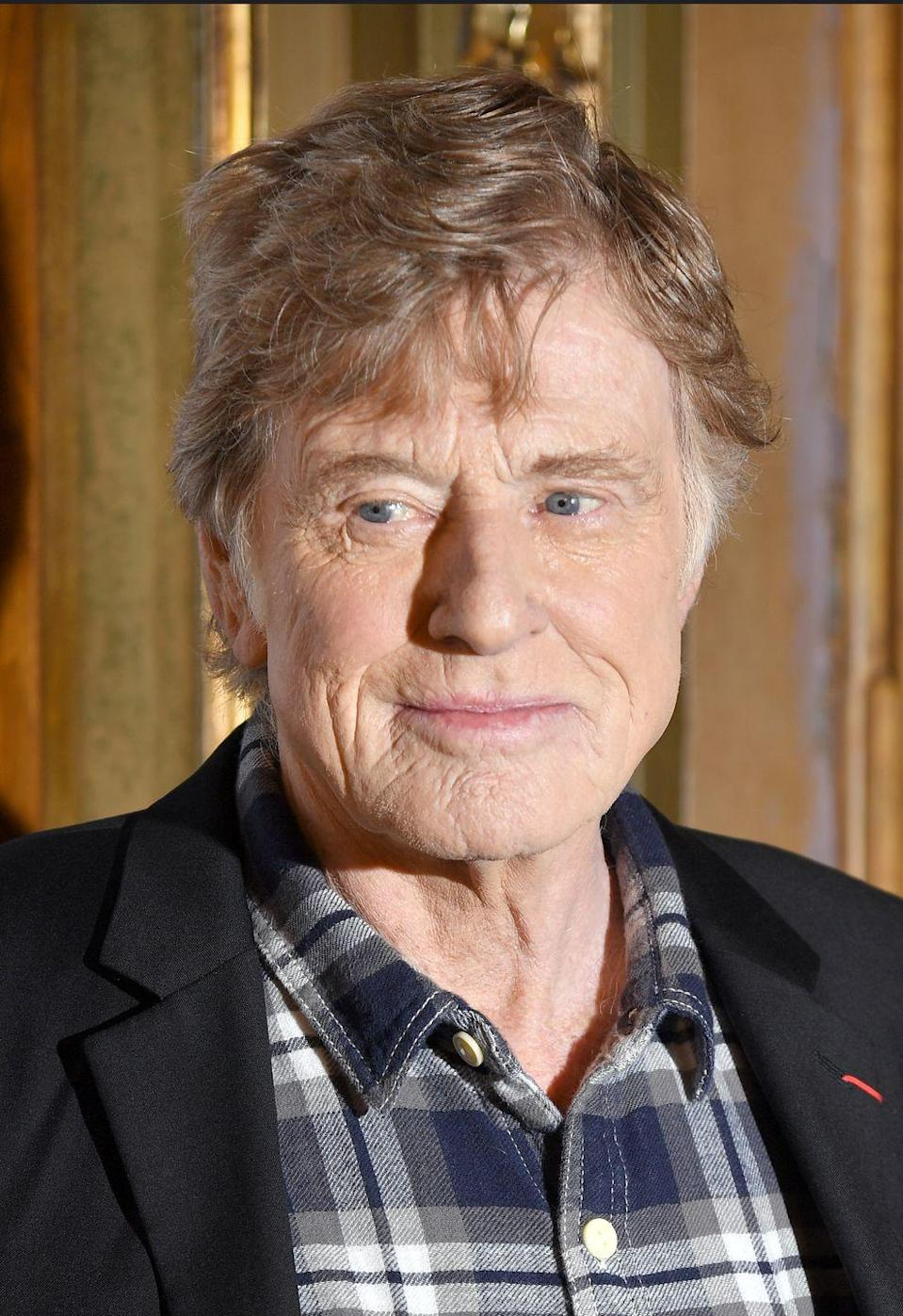 """<p>In April 2014, Time declared Redford the """"Godfather of Indie Film."""" </p>"""
