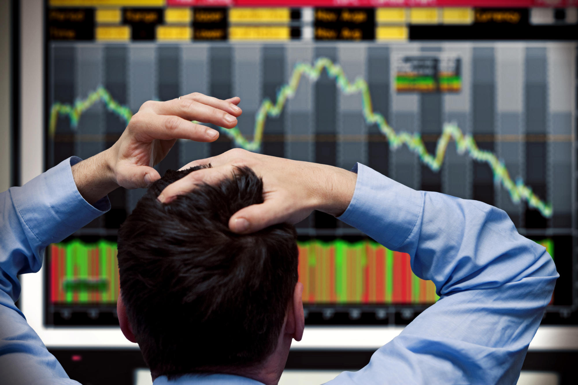 3 signs to watch to spot a stock market crash