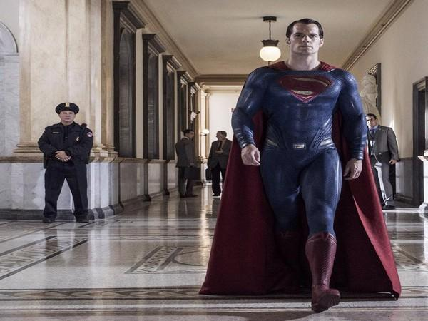 Henry Cavill as Superman (Image Source: Instagram)