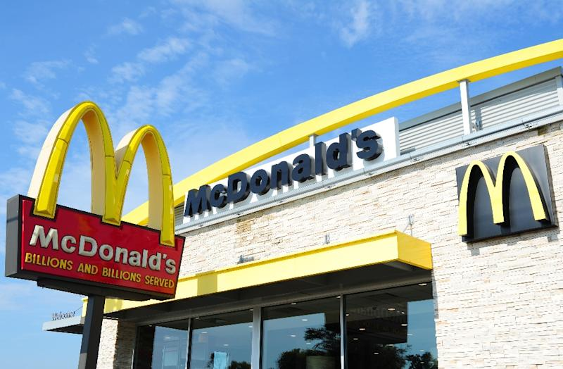 American fast food chain McDonald's announced a big menu change, another step in the bid to beef up sales