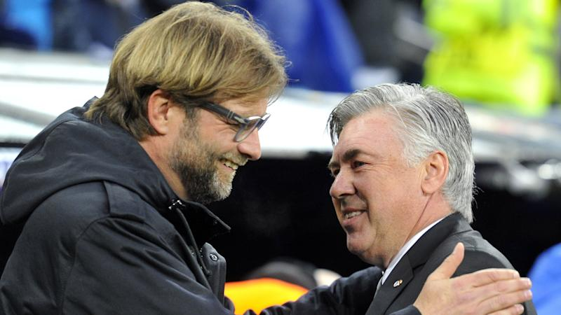 Klopp invites Ancelotti to move in next door as Liverpool boss promises strong squad for Everton clash