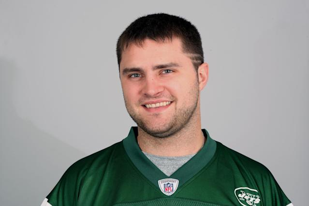 "Erik Ainge was a member of the <a class=""link rapid-noclick-resp"" href=""/nfl/teams/nyj/"" data-ylk=""slk:New York Jets"">New York Jets</a> after he left Tennessee. (AP PHoto)"
