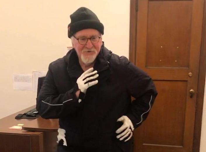 Music professor Mark Naison raps about social distancing, hand-washing and quarantines.