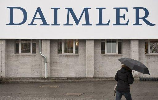 Daimler puts foot on accelerator in China