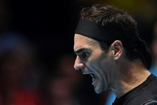 Roger Federer was unable to win a seventh ATP Finals title