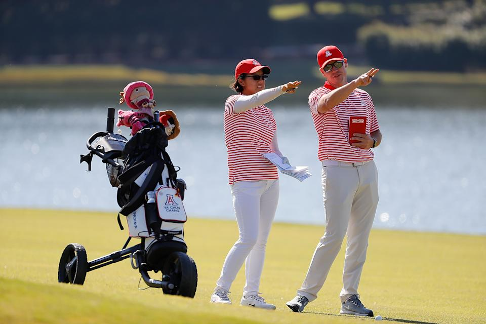 Best sport: women's golf. Trajectory: steady. Arguably the biggest loser over time in the Learfield Cup standings, sliding from the Top 10 from 1994-2022 to the Top 30 from 2003-14 to outside the Top 40 the past three years. Budget constraints are real, as were the football and basketball struggles of 2018-19. Will a postseason basketball ban further cloud the future?