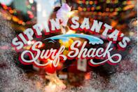 """<p>If Santa wore board shorts, he'd fit right in at Sippin' Santa, a tropical Christmas bar that <strong><a href=""""http://www.boilermakernyc.com/"""" rel=""""nofollow noopener"""" target=""""_blank"""" data-ylk=""""slk:Boilermaker"""" class=""""link rapid-noclick-resp"""">Boilermaker</a></strong> will morph into for the holiday season. Specialty tiki-themed cocktails by Jeff """"Beachbum"""" Berry and bartender Brad Smith will be on the menu, including a wintery riff on the classic piña colada.</p><p><em>13 First Avenue.</em></p>"""