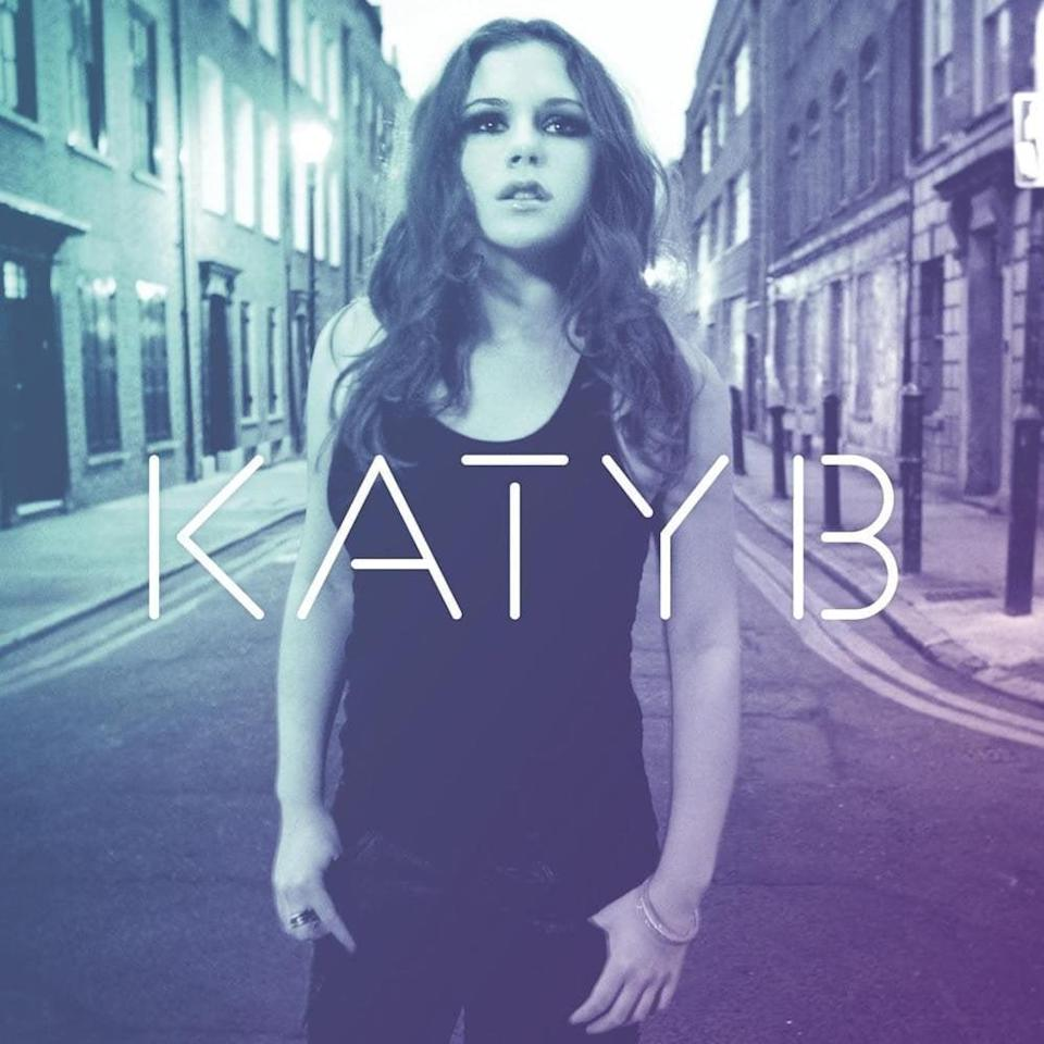 The cover artwork for Katy B's 'On a Mission'Rinse/Columbia