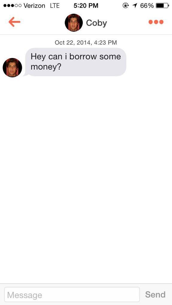 first message to send on tinder