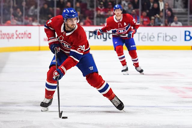 Give Danault a chance. (Photo by David Kirouac/Icon Sportswire via Getty Images)