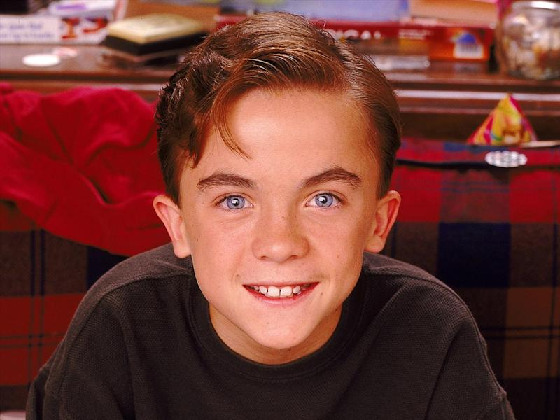 "Frankie Muniz as Malcolm from tv series ""Malcolm in the Middle"", photo"