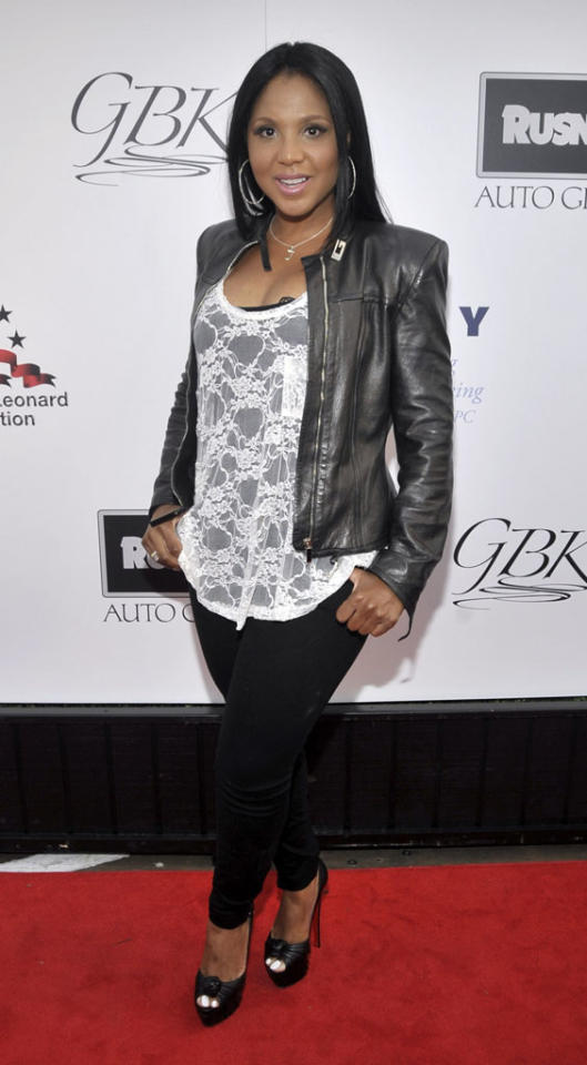 "Toni Braxton's money problems started long before she appeared on ""<a target=""_blank"" href=""http://tv.yahoo.com/braxton-family-values/show/47049"">Braxton Family Values</a>."" After chart-topping hits including ""Un-Break My Heart,"" the singer first filed for bankruptcy in 1998. Then 12 years later, after many more successes -- including an appearance on ""<a target=""_blank"" href=""http://tv.yahoo.com/dancing-with-the-stars/show/38356"">Dancing With the Stars</a>"" -- she filed again, claiming she owed between $10 million and $50 million in unpaid debts. Well, she must have a great bankruptcy attorney, because a year later she seemed to have her financial situation straightened out. While standing in a fancy new home for the Season 2 premiere of ""Braxton Family Values,"" she said, ""I'm very fortunate, my bankruptcy situation worked out really great for me. So I'm starting over, and starting over can be a great thing."""