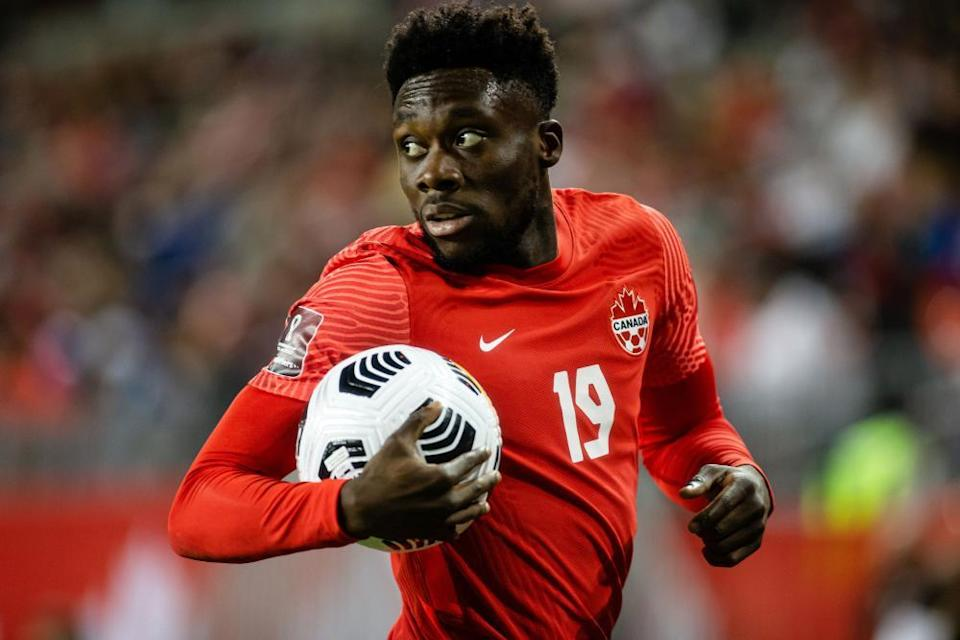 Bayern Munich wing-back Alphonso Davies is the leader of a new generation of Canadian players.