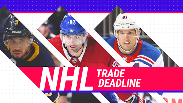 It's here: NHL trade deadline day, the craziest tradition in hockey. Sporting News will keep you informed on news and rumblings from around the NHL, with grades for every official trade.