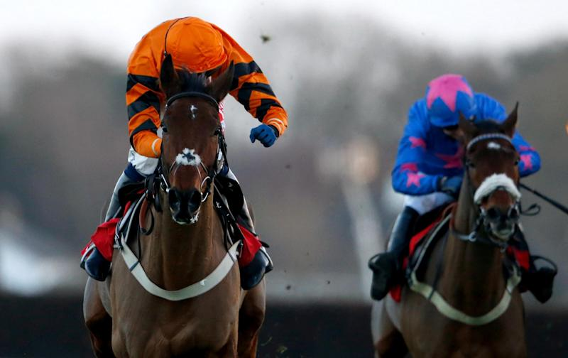 Have a day out at Kempton Park's legendary racecourse (Alan Crowhurst/Getty Images)