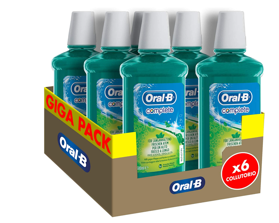 Collutorio Oral-B