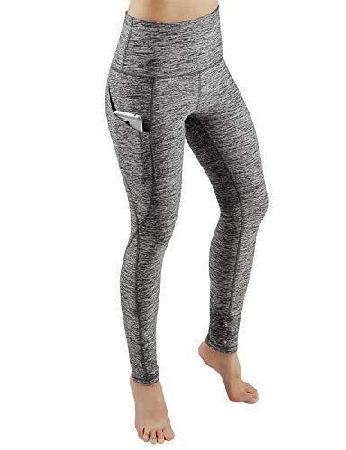 """<p><strong>ODODOS</strong></p><p>amazon.com</p><p><strong>$19.99</strong></p><p><a href=""""https://www.amazon.com/ODODOS-Waisted-Leggings-Athletic-Full-Length/dp/B08DXM4Y61?tag=syn-yahoo-20&ascsubtag=%5Bartid%7C10055.g.4042%5Bsrc%7Cyahoo-us"""" rel=""""nofollow noopener"""" target=""""_blank"""" data-ylk=""""slk:Shop Now"""" class=""""link rapid-noclick-resp"""">Shop Now</a></p><p>It's no secret that workout leggings are expensive (a good pair can cost you $100!), but this style is <strong>a fraction of the cost <em>and </em>a best-seller on Amazon.</strong> The leggings have over 20,000 five-star ratings from reviewers who say they're comfortable and surprisingly good quality for the price. The style is also high-rise and comes in both full length and cropped, plus a variety of colors. And did we mention they have <a href=""""https://www.goodhousekeeping.com/health-products/g30109359/best-workout-leggings-with-pockets/"""" rel=""""nofollow noopener"""" target=""""_blank"""" data-ylk=""""slk:deep pockets"""" class=""""link rapid-noclick-resp"""">deep pockets</a> that can fit your phone?</p>"""