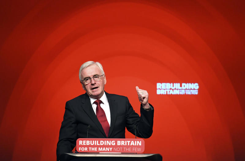 Labour plunged into new confusion over second European Union  referendum — BREXIT CLASH