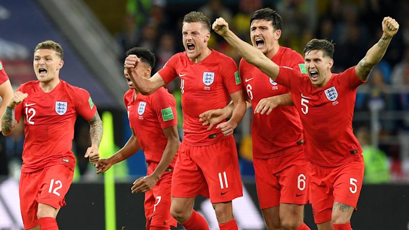 Footballs Coming Home Englands Efforts Have Three Lions Pushing For No  Spot