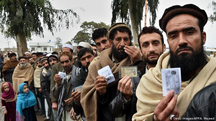 Which countries are taking in Afghan refugees?