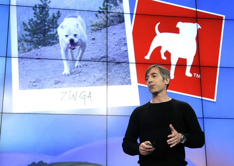 Zynga 4Q loss narrows as game maker cuts costs