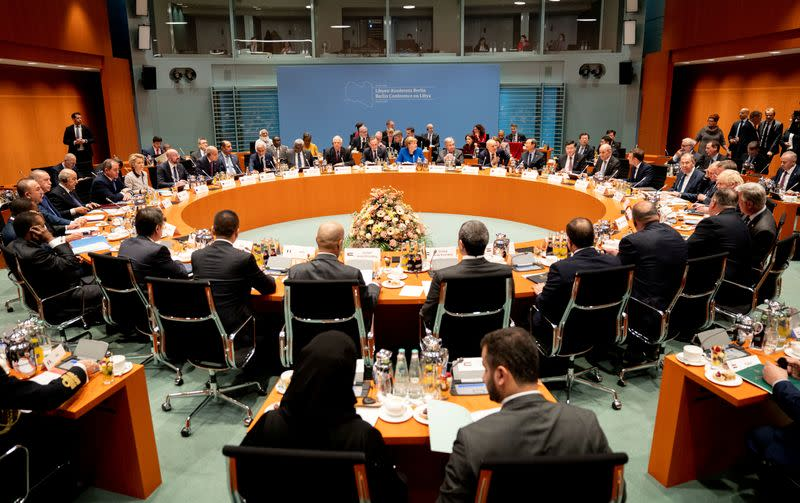 Several countries have breached arms embargo agreed at Libya summit - U.N.