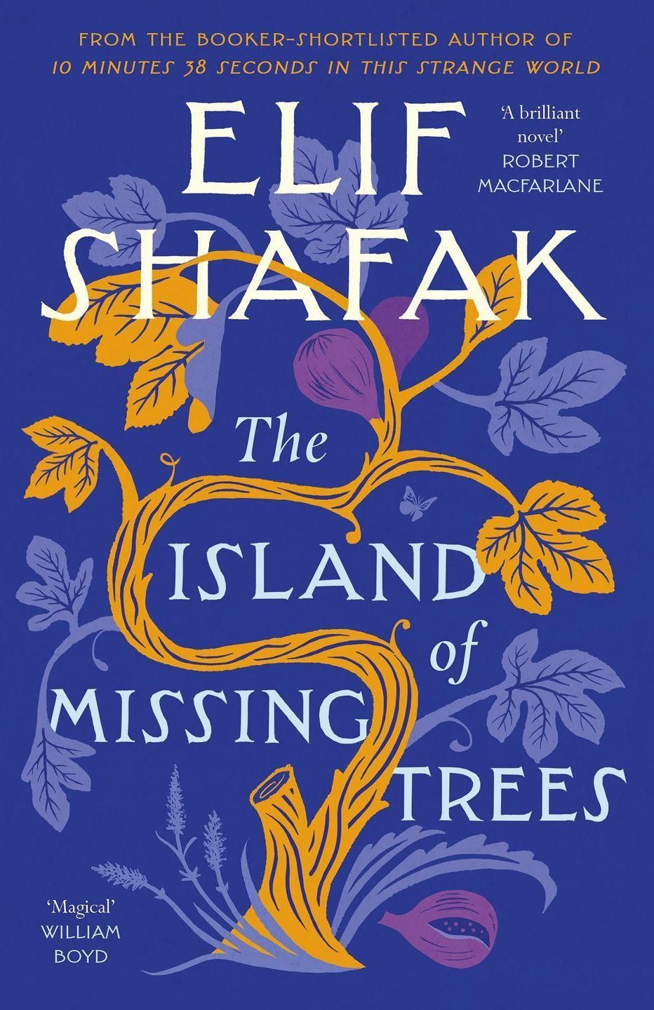 """<p>Out this August, Shafak's eagerly awaited new novel is a gorgeous tale of love and friendship, memory and home set on the island of Cyprus. Brimming with evocatively realised set pieces and a thoroughly absorbing tale within a frequently forgotten piece of world history, it is both a transportive and thought-provoking summer read.</p><p><a class=""""link rapid-noclick-resp"""" href=""""https://www.amazon.co.uk/Island-Missing-Trees-Elif-Shafak/dp/0241434998/ref=sr_1_1?crid=3CCN6432HWXE2&dchild=1&keywords=the+island+of+missing+trees&qid=1623341929&s=books&sprefix=the+island+of+%2Cstripbooks%2C146&sr=1-1&tag=hearstuk-yahoo-21&ascsubtag=%5Bartid%7C1927.g.36697675%5Bsrc%7Cyahoo-uk"""" rel=""""nofollow noopener"""" target=""""_blank"""" data-ylk=""""slk:SHOP NOW"""">SHOP NOW</a></p>"""