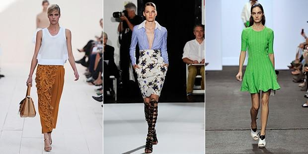 Get the Look for Less: Spring Runway Trends