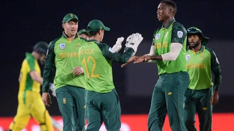 Rabada, Dala named in South Africa