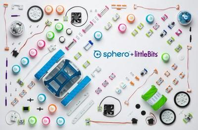 Sphero and littleBitsSphero and littleBits