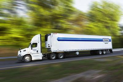 Penske Logistics has earned the Cold Carrier Certification, the first certification of its kind focused on excellence in refrigerated transportation through the Global Cold Chain Alliance (GCCA).